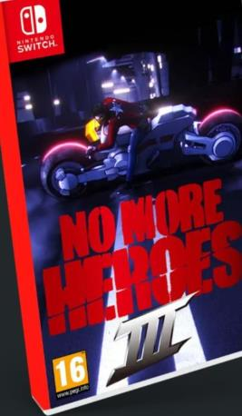 NO MORE HEROES 3 SW