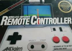 WIRELESS REMOTE CONTROLLER NES