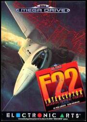 F 22 INTERCEPTOR MG 2MA