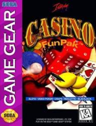 CASINO FUNPAK GAME GEAR 2MA