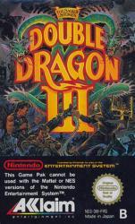 DOUBLE DRAGON III NES 2MA