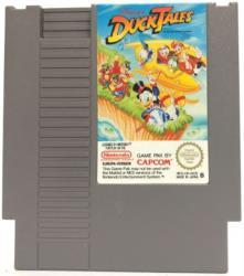 DUCKTALES NES CART