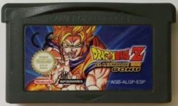 DRAGON BALL Z GBA CART