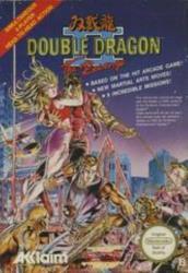 DOUBLE DRAGON II NES 2MA