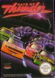 DAYS OF THUNDER NES 2MA (NO IN