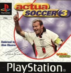 ACTUA SOCCER 3 PS 2MA