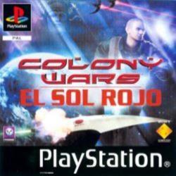 COLONY WARS EL SOL ROJO PS 2MA