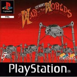 THE WAR OF THE WORLDS PS 2MA