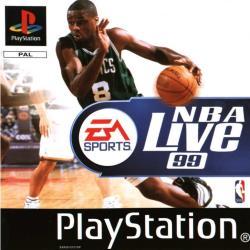 NBA LIVE 99 PS 2MA