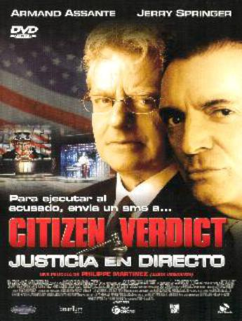 CITIZEN VERDICT, JUSTICIA