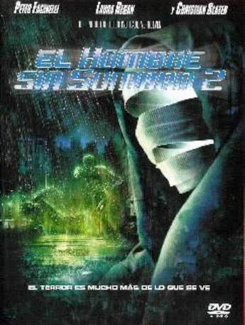 EL HOMBRE SIN SOMBRA 2 DVD 2MA