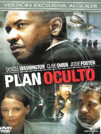 PLAN OCULTO DVDL 2MA