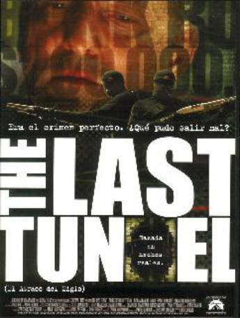 THE LAST TUNEL DVD