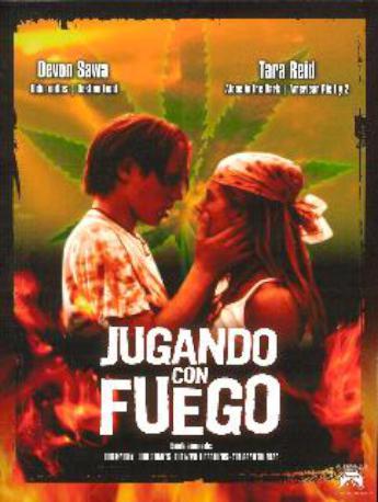 JUGANDO CON FUEGO DVD