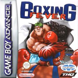 BOXING FEVER GBA