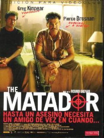 THE MATADOR DVDL