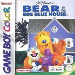 BEAR IN THE BIG BLUE GBC