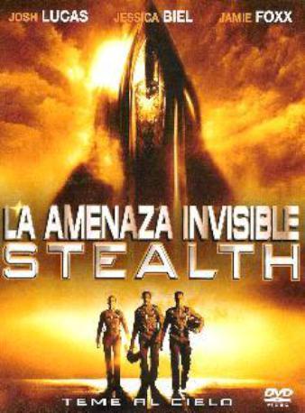 AMENAZA INVISIBLE DVDL