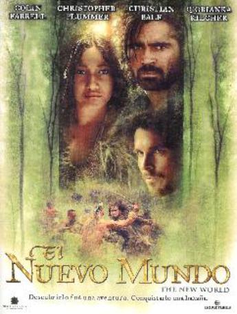 EL NUEVO MUNDO DVDR