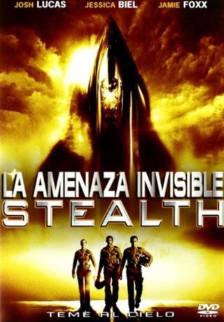 LA AMENAZA INVISIBLE DVD