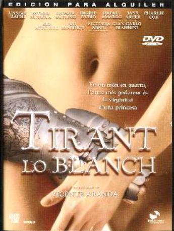 TIRANT LO BLANCH DVDL 2MA
