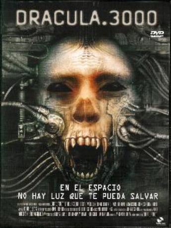 DRACULA 3000 DVD