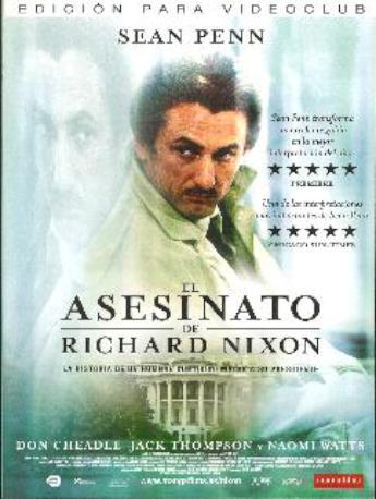 EL ASESINATO DE RICH NIXON DVD