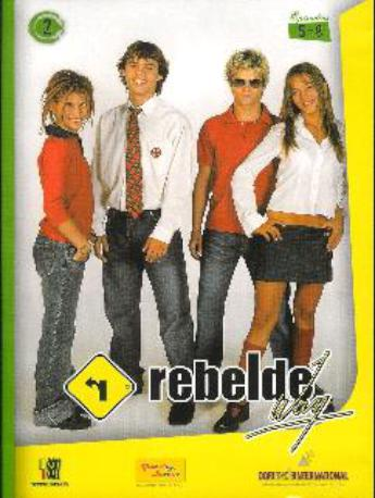 REBELDE WAY DVD CAP 5 AL8