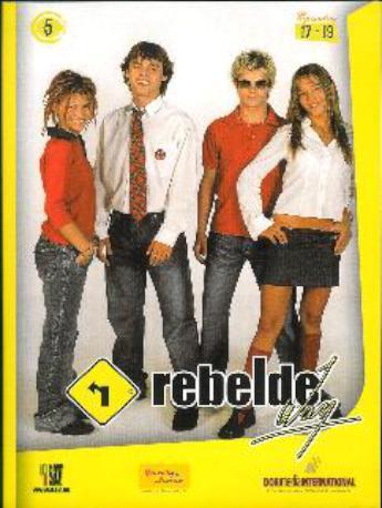 REBELDE WAY DVD EP 17-19