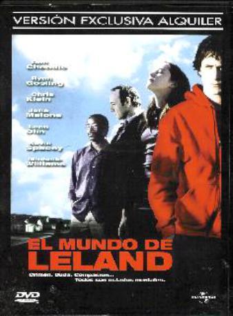 EL MUNDO DE LELAND DVDL
