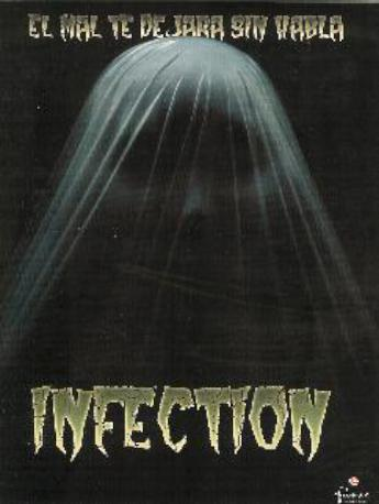 INFECTION DVD