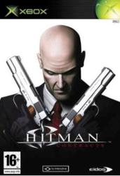 HITMAN CONTRACTS X-BOX