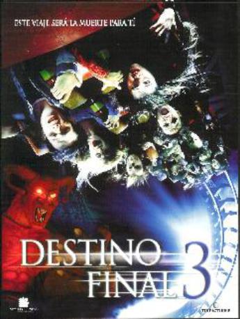 DESTINO FINAL 3 DVDL 2MA