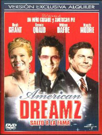 AMERICAN DREAMZ DVDL 2MA