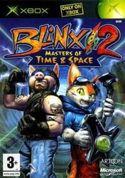 BLINX 2 MANTERS OF XBOX