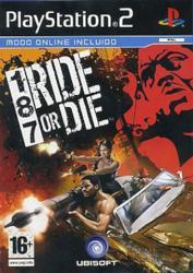 187 RIDE OR DIE PS2