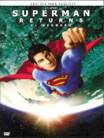 SUPERMAN RETURNS DVDL