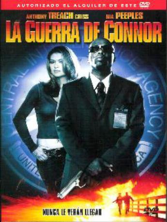 LA GUERRA DE CONNOR DVDL