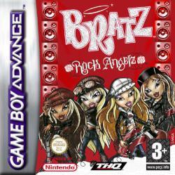 BRATZ ROCK ANGELS GBA