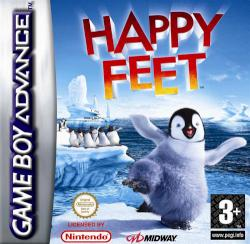 HAPPY FEET GBA
