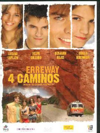 ERREWAY 4 CAMINOS DVD