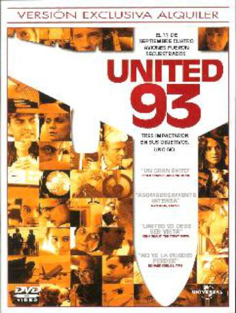 UNITED 93 DVDL 2MA