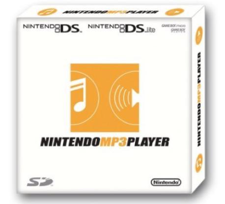 MP3 PLAYER DE DS
