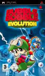 BUBBLE BOBBLE EVOLUT PSP