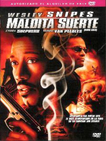 MALDITA SUERTE DVDL 2MA