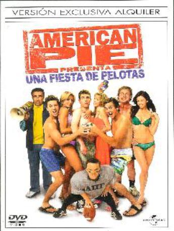 AMERICAN PIR UNA FIESTA P DVDO