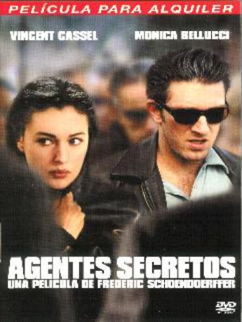 AGENTES SECRETOS DVDL