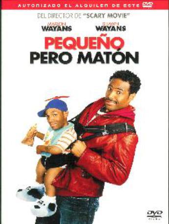 PEQUEÑO PERO MATON DVDL_