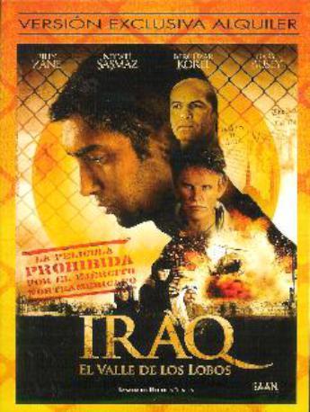 IRAQ EL VALLE DE LOS LOBO
