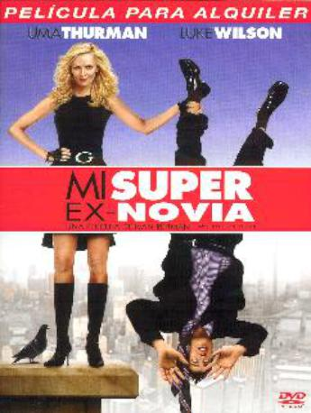 MI SUPER EX NOVIA DVDL 2MA
